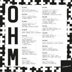 OHM Berlin 2018
